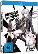 Filmconfect Danganronpa the Animation BluRay Volume 4 (Standard)