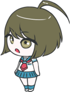 Danganronpa Another Episode Komaru Naegi Chibi 10