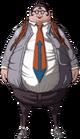 Danganronpa Hifumi Yamada Fullbody Sprite (PSP) (1)