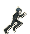 Danganronpa V3 Shuichi Saihara Death Road of Despair Sprite 08