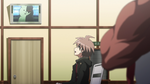 Danganronpa the Animation (Episode 08) - The students talking to Alter Ego (14)
