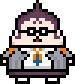 Hifumi Yamada School Mode Pixel Icon (1)
