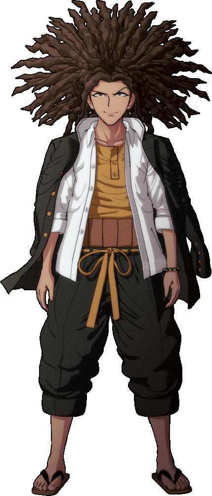 Yasuhiro Hagakure Fullbody Sprite (1)
