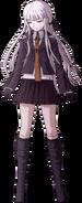 Danganronpa 2 Kyoko Kirigiri Fullbody Sprite (18)