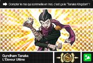 Danganronpa V3 Bonus Mode Card Gundham Tanaka S FR