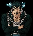 Danganronpa V3 Bonus Mode Nekomaru Nidai Sprite (Vita) (4)