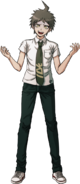 Hajime Hinata Fullbody Sprite 12