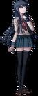 Danganronpa 1 Sayaka Maizono Fullbody Sprite (PSP) (6)