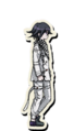 Danganronpa V3 Kokichi Oma Death Road of Despair Sprite 02