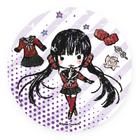 GraffArt Can Badge Maki Harukawa (2nd Wave)