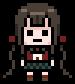 Maki Harukawa Bonus Mode Pixel Icon (1)