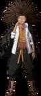 Danganronpa 1 Yasuhiro Hagakure Fullbody Sprite (PSP) (17)