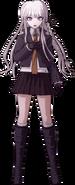 Danganronpa 2 Kyoko Kirigiri Fullbody Sprite (10)