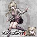 Danganronpa V3 - PlayStation Store Icon (Kaede Akamatsu) (2)