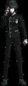 Danganronpa V3 Shuichi Saihara Fullbody Sprite (Hat) (23)