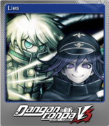 Danganronpa V3 Steam Foil Trading Card (7)