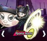 Ryoma Hoshi Danganronpa V3 Official English Website Profile (Mobile)