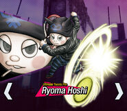 Ryoma Hoshi Danganronpa V3 Official English Website Profile (Mobile)