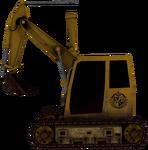 Danganronpa VR - Model - Dozer (3)