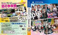 Danganronpa 1.2 Reload - Famitsu 1295 October 10th, 2013 - Reversible Cover (2)