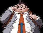 Danganronpa V3 Bonus Mode Hifumi Yamada Sprite (3)
