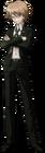 Danganronpa 1 Byakuya Togami Fullbody Sprite (PSP) (3)