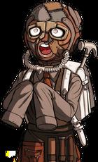 Danganronpa Another Episode Jataro Kemuri Halfbody Sprite (Vita) (6)
