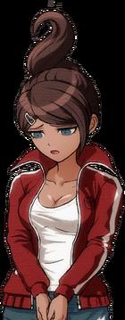 Danganronpa V3 Bonus Mode Aoi Asahina Sprite (Vita) (14)