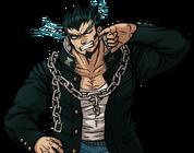 Danganronpa V3 Bonus Mode Nekomaru Nidai Sprite (2)