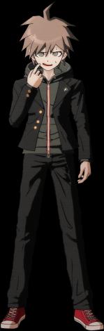Danganronpa 1 Demo Makoto Naegi 12