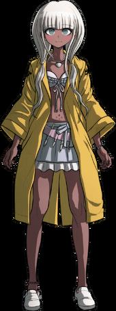 Danganronpa V3 Angie Yonaga Fullbody Sprite (1)