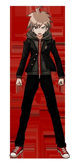 Makoto Naegi Fullbody Beta