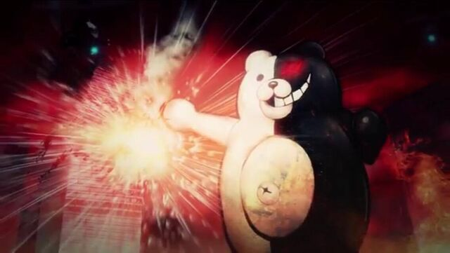 File:Monokuma Unit destroyed the City.jpg