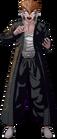 Danganronpa 1 Mondo Owada Fullbody Sprite (PSP) (11)