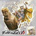Danganronpa V3 - PlayStation Store Icon (Angie Yonaga) (2)