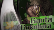 Danganronpa V3 Gonta Gokuhara Opening (Demo Version)