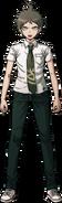 Hajime Hinata Fullbody Sprite 16