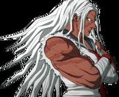 Danganronpa 1 Sakura Ogami Halfbody Sprite (PSP) (6)