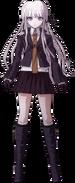 Danganronpa 2 Kyoko Kirigiri Fullbody Sprite (2)