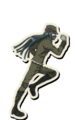 Danganronpa V3 Korekiyo Shinguji Death Road of Despair Sprite 08