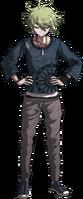 Danganronpa V3 Rantaro Amami Fullbody Sprite (7)