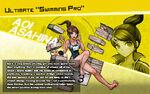 Promo Profiles - Danganronpa 1.2 (English) - Aoi Asahina