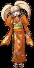 Danganronpa 2 Hiyoko Saionji Fullbody Sprite (PSP) (9)
