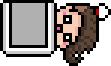 Danganronpa 2 Island Mode Teruteru Hanamura Pixel Icon (11)