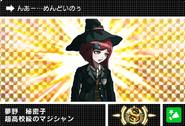 Danganronpa V3 Bonus Mode Card Himiko Yumeno S JP