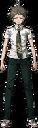 Hajime Hinata Fullbody Sprite 22