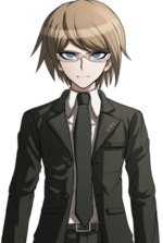 Byakuya Togami Another Episode Halfbody Sprite (1)