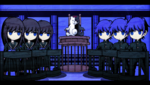 Danganronpa V3 CG - Killing School Semester Flashbacks (1)