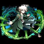 Divine Gate x Danganronpa 1.2 Nagito Base Artwork
