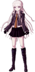 Kyoko Kirigiri Beta Sprite (DR2)